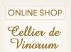 オンラインショップ Cellier de Vinorum ~セリエ・ド・ヴィノラム~ グランド・オープン!